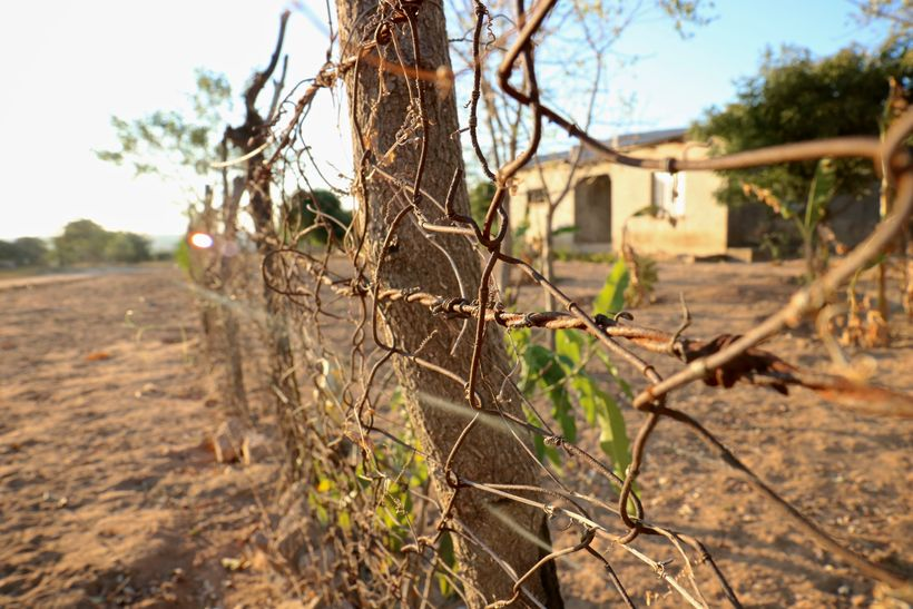 Welverdiend, a village created for peoples displaced by Kruger National Park, used to be a black township 20 years ago during