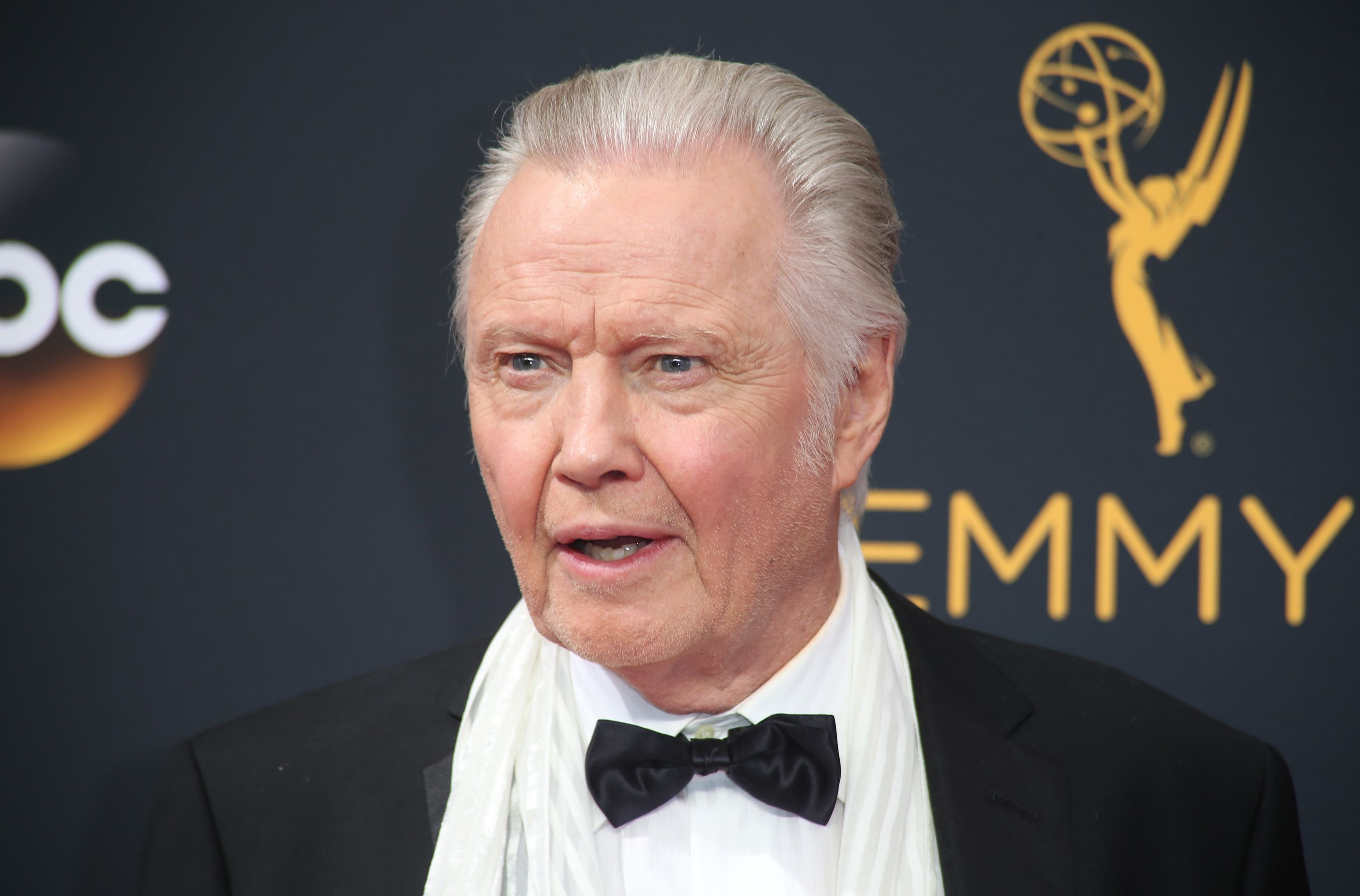 "Actor Jon Voight from the Showtime series ""Ray Donovan"" arrives at the 68th Primetime Emmy Awards in Los Angeles, California U.S., September 18, 2016.  REUTERS/Lucy Nicholson"