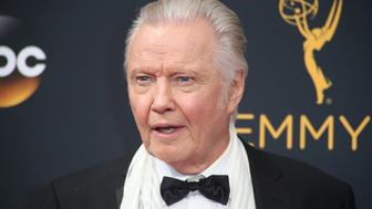 """Actor Jon Voight from the Showtime series """"Ray Donovan"""" arrives at the 68th Primetime Emmy Awards in Los Angeles, California U.S., September 18, 2016.  REUTERS/Lucy Nicholson"""