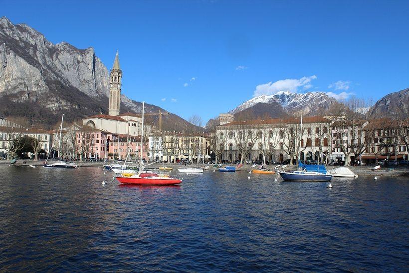 Lecco - Lake Como, Italy