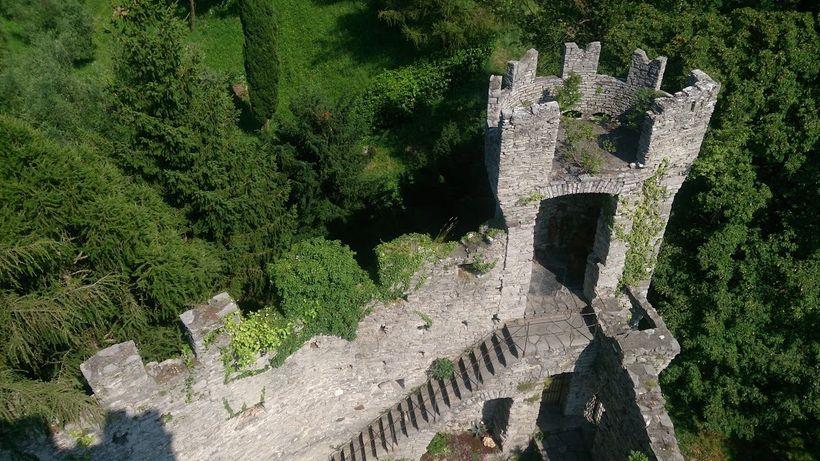 Vezio Castle, Varenna  - Lake Como, Italy