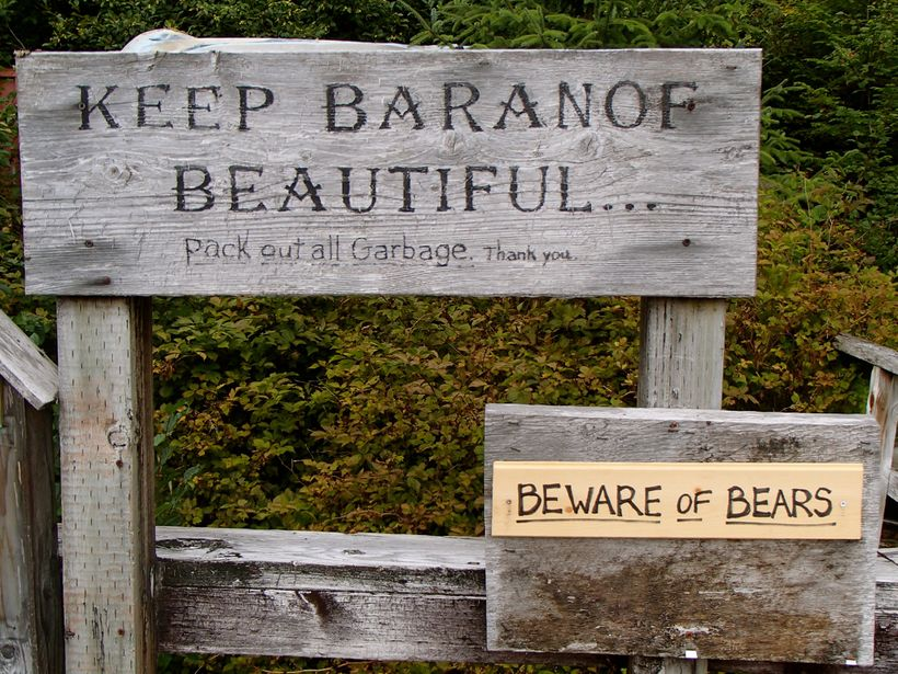 Welcome to Baranof!