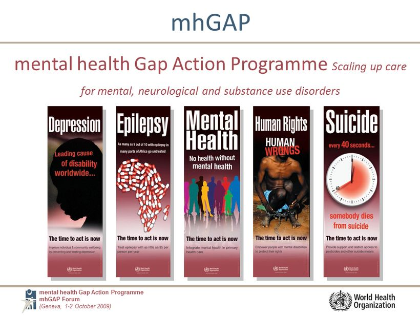 mhGAP Programme