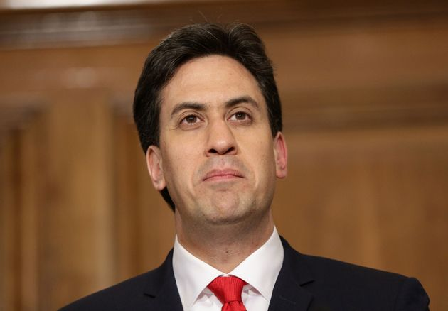 Miliband has held talks, saying there is no mandate for 'hard