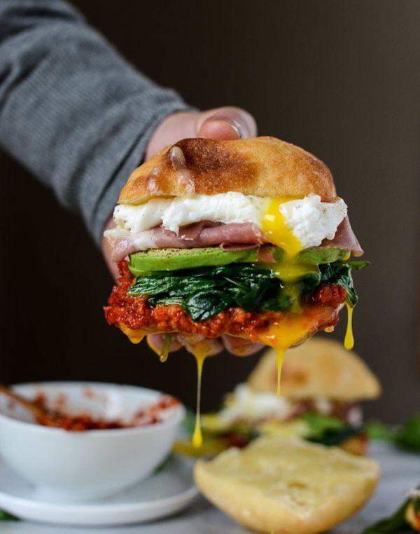 "<strong>Get the <a href=""http://www.howsweeteats.com/2015/11/the-breakfast-sandwich/"" target=""_blank"">Epic Breakfast Sandwich"