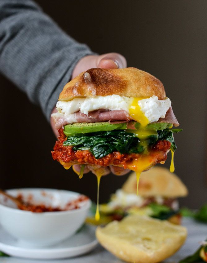 Breakfast Sandwiches That Make Us Wonder Why We Ever Eat