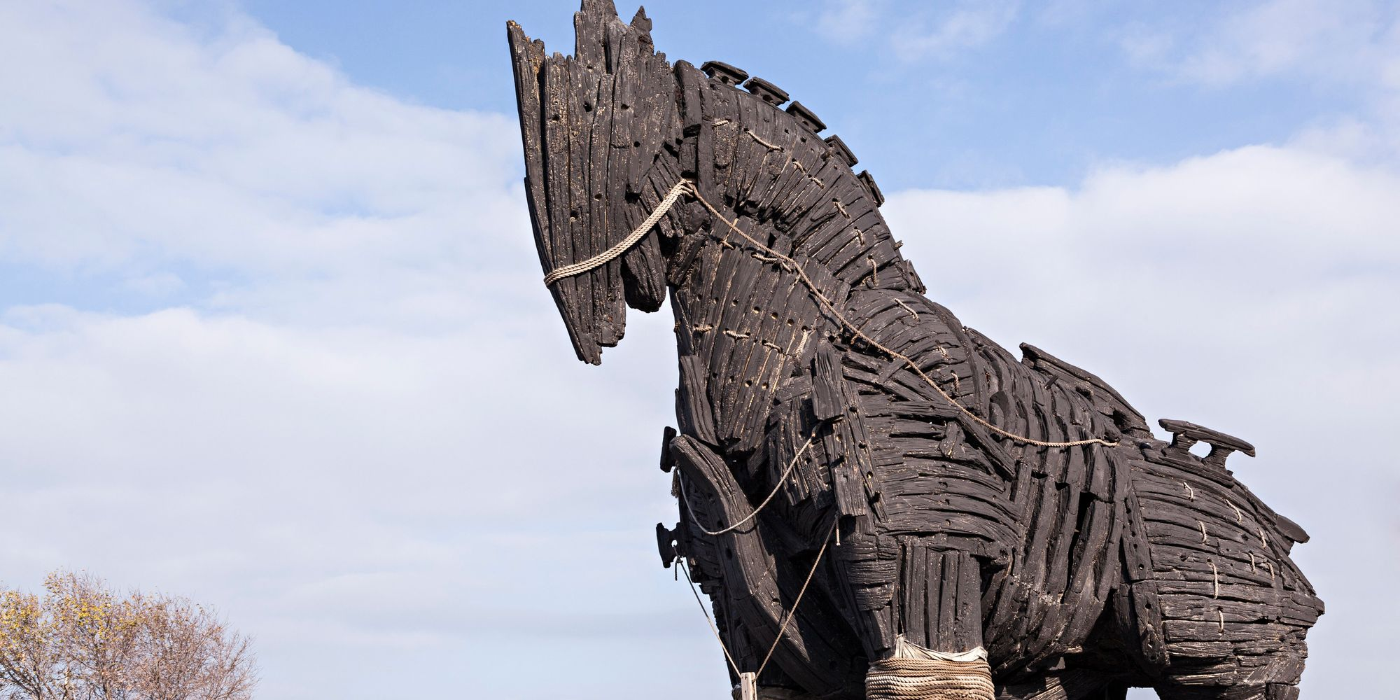 trojan horse essay I need help on writing the introduction paragraph and the thesis statement the essay is basic on the trojan war how it started and what cause it and how it end.