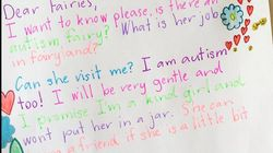 Girl Writes Heartwarming 'Autism Fairy'