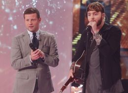 James Arthur Uses 'X Factor' Performance To Highlight World Mental Health Day