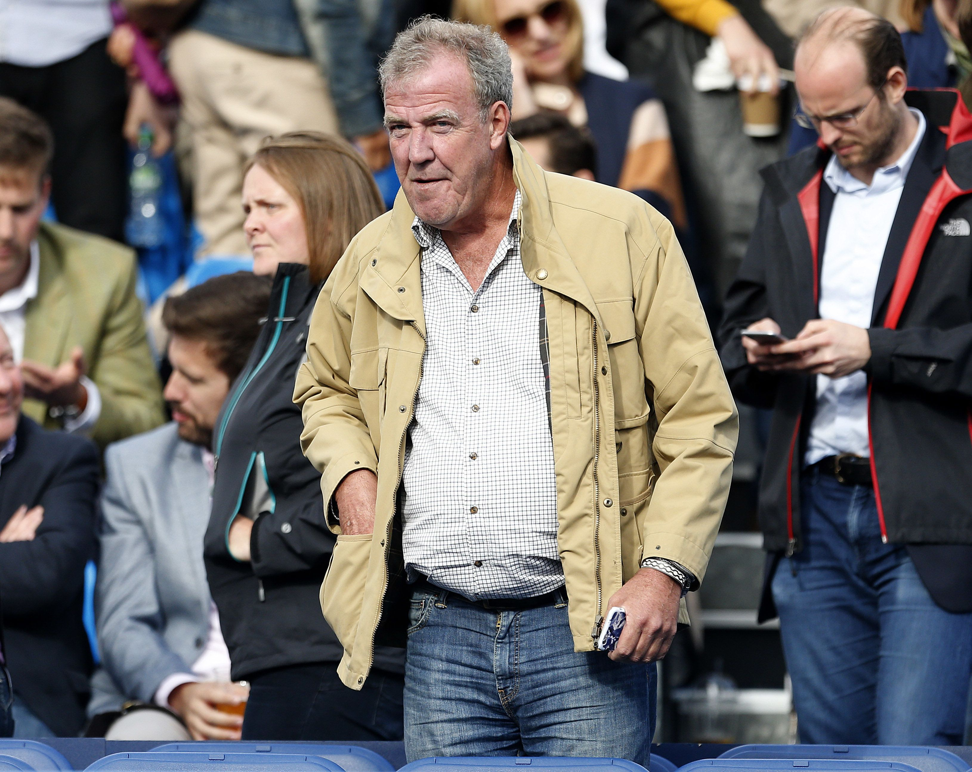Jeremy Clarkson Has Big Plans For New Show's Theme
