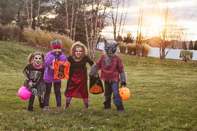 Halloween Costume Safety: Parents Urged To Check Children's Fancy Dress