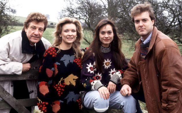 Leah played Zoe Tate on 'Emmerdale' from 1989 to