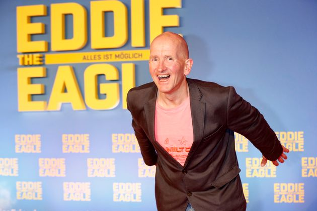 Eddie the Eagle claims 'The Jump' producers ignored his advice on safety