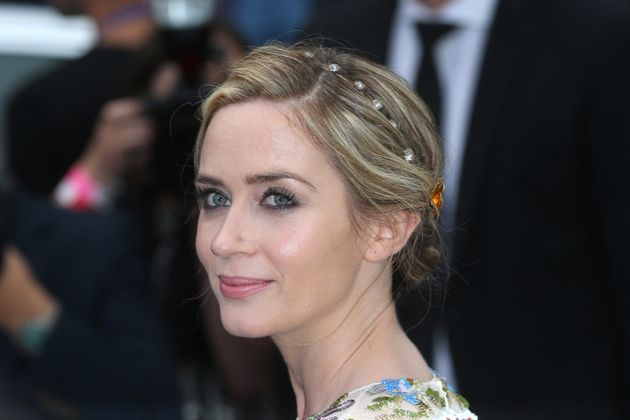 Emily Blunt admits she's relieved not to be trying to compete with Julie