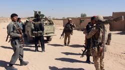 Bombing Kills At Least 10 In Besieged Afghan