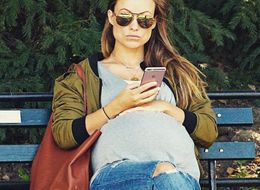 Olivia Wilde Shows Why You Shouldn't Mess With A Pregnant Mama