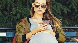 Olivia Wilde Shows Why You Shouldn't Mess With A Pregnant