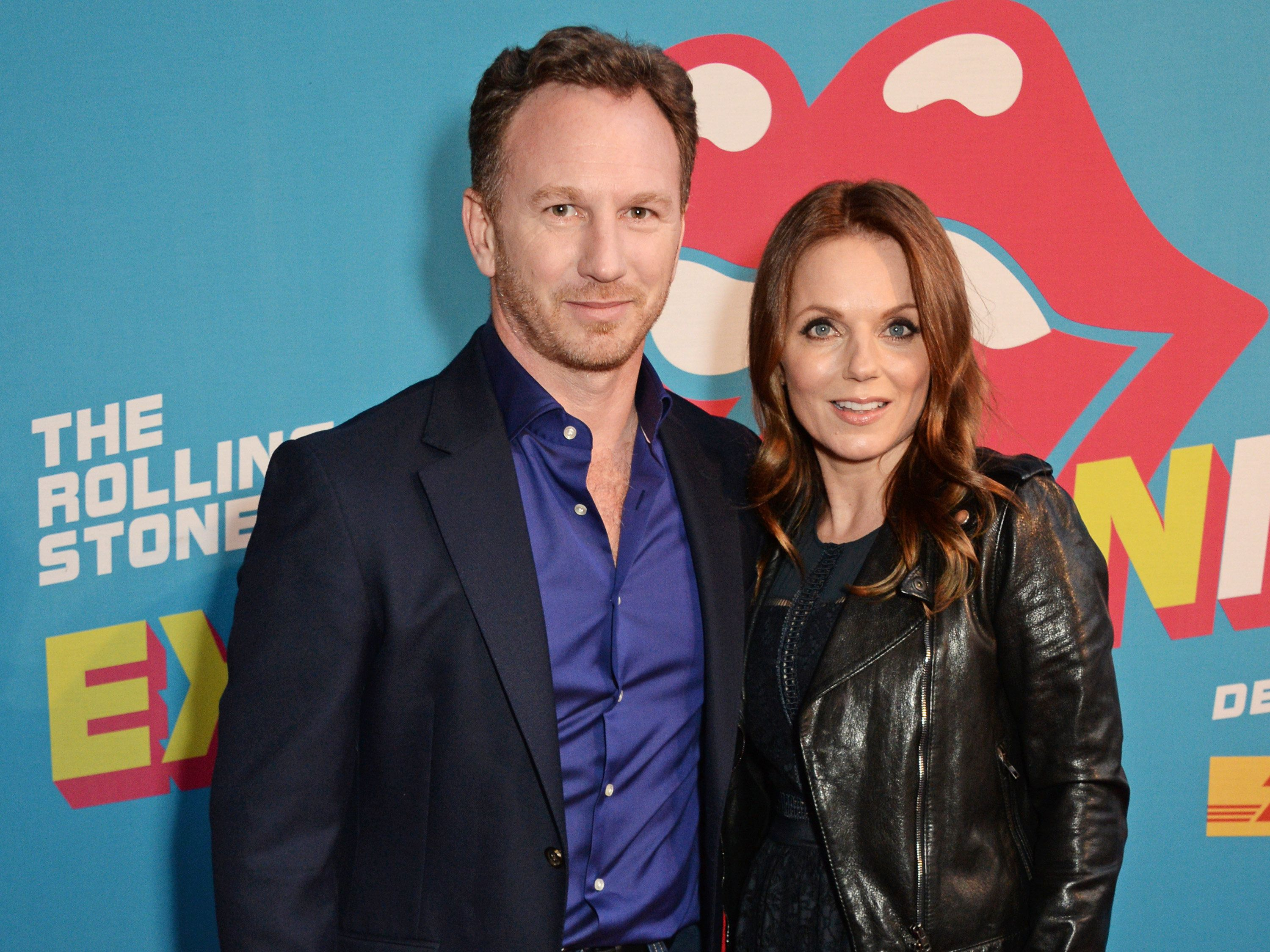Geri Horner Is Pregnant With Her Second