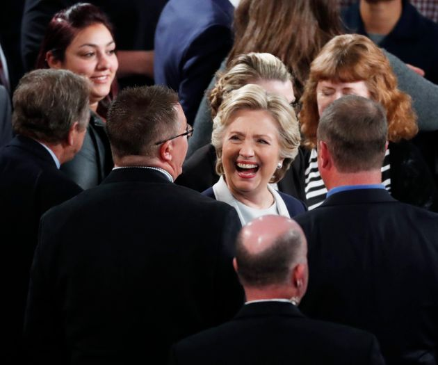 New Poll Gives Hillary Clinton A Double-Digit National