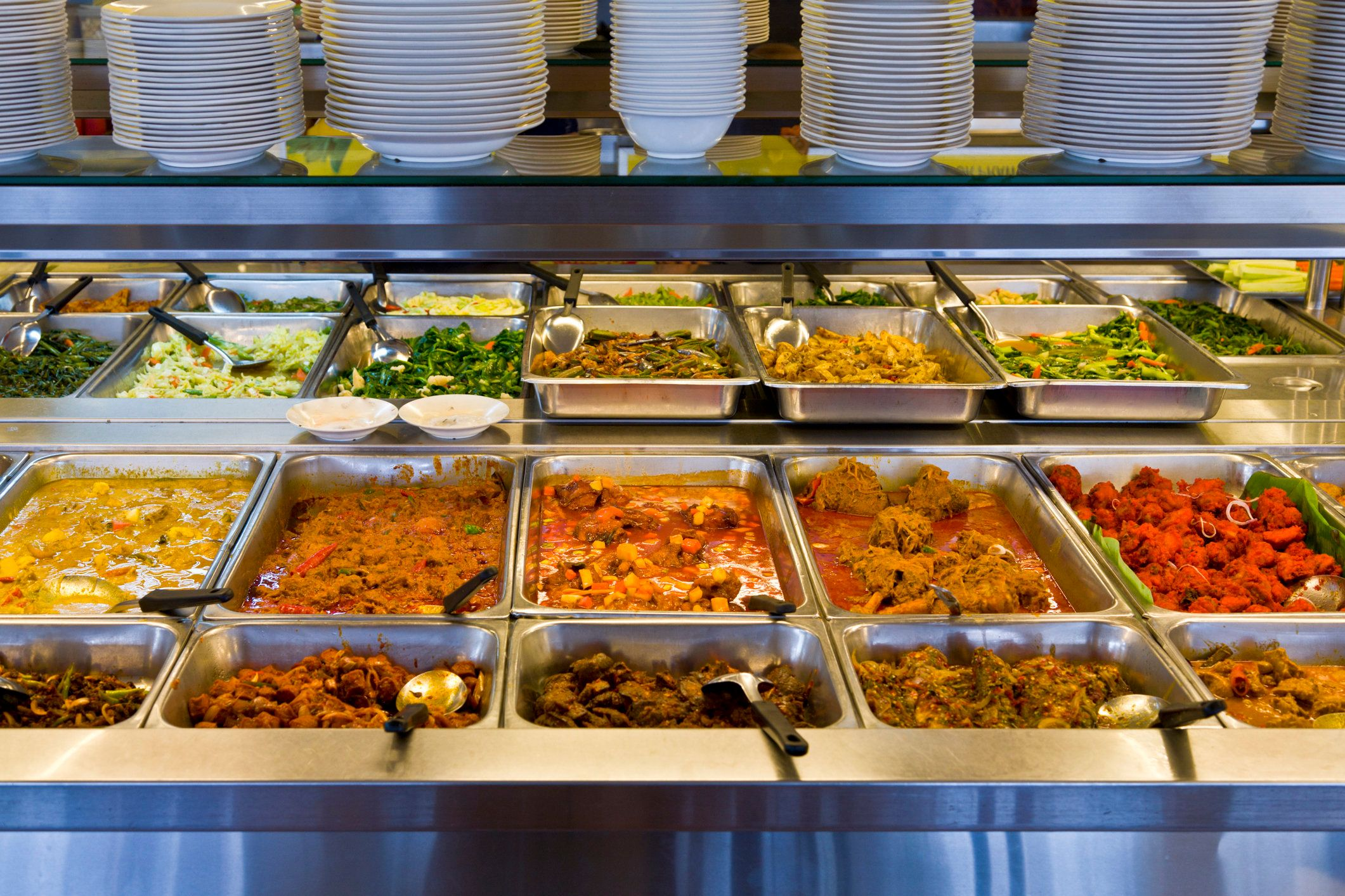 Buffets for