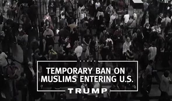 "The Trump campaign releases a video ad called ""<a href=""https://www.donaldjtrump.com/media/great-again-tv-spot"" target=""_blan"