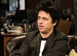 Green Day's Billie Joe Armstrong Weighs In On That 'S**t Show' Of A Debate