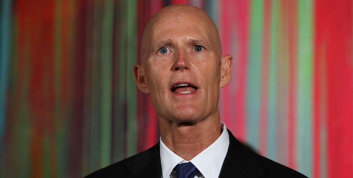 Florida Gov. Rick Scott (R) had refused to extend the state's voter registration deadline, arguing would-be voters had ample