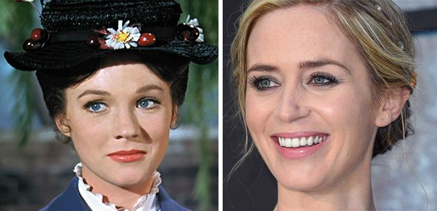 Emily Blunt Thinks This 'Mary Poppins' Theory Is