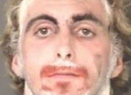 Man In Clown Makeup Accused Of Trespassing With Hatchet