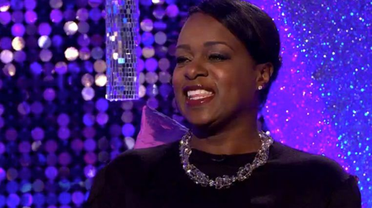 Strictly's Tameka Empson Admits She Doesn't Think She Deserved To Be