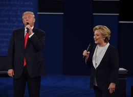 Trump And Clinton Duetting To 'Time Of My Life' Was Inevitable And As Funny As You'd Hope