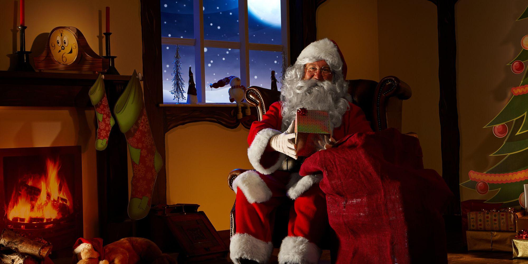meeting father christmas hallmark movie
