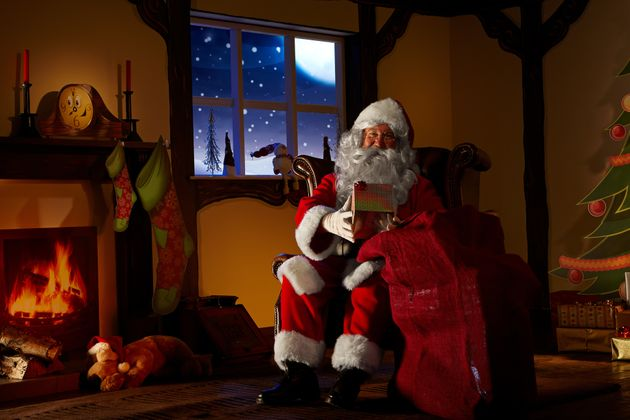 Santa's Grotto 2016: The Best Places To Meet Father Christmas In London and the
