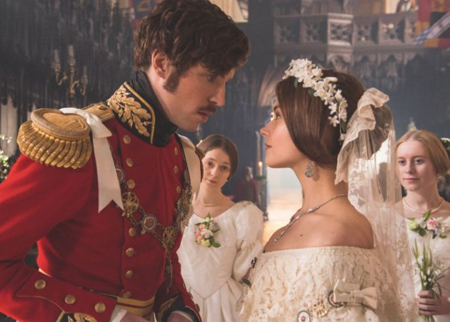 Viewers have warmed to the cast of 'Victoria' including Tom Hughes and Jenna