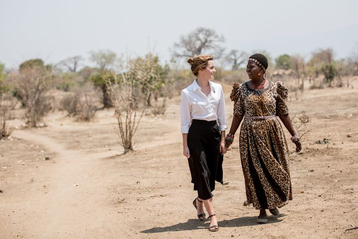 Emma Watson called for an end to child marriage while visiting Malawi in honor of International Day of the Girl Child.