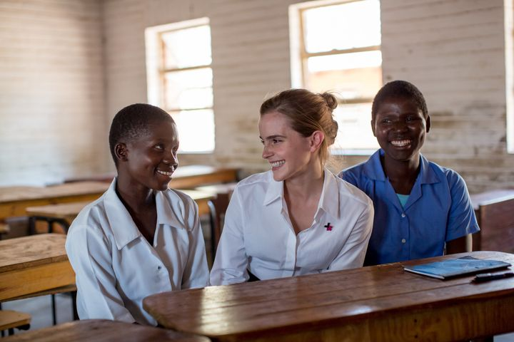 On her trip to Malawi, Emma Watson met with girls in Malawi who are pressured to marry young. The British actress condemned t
