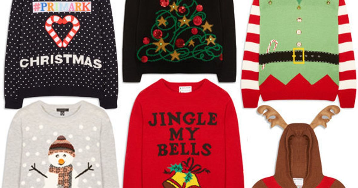 d59e11a32d400 Primark Christmas Jumpers 2016: Every Women's And Men's Style Available  This Year