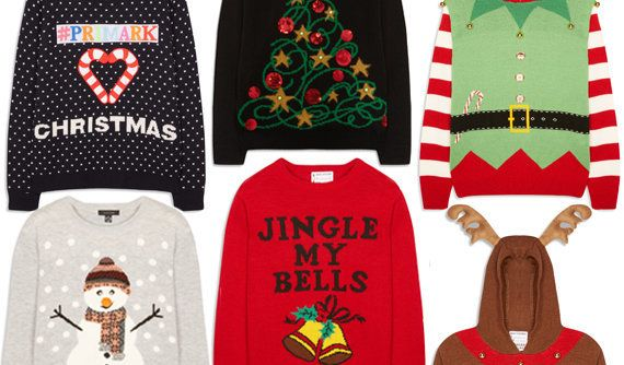 Primark Christmas Jumpers 2016: Every Women's And Men's Style Available This