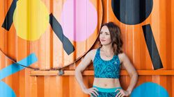 How This Woman Helps Mums Fit Exercise Into Busy