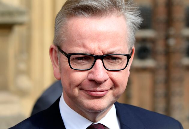Michael Gove returned to The Times as a columnist and book reviewer in