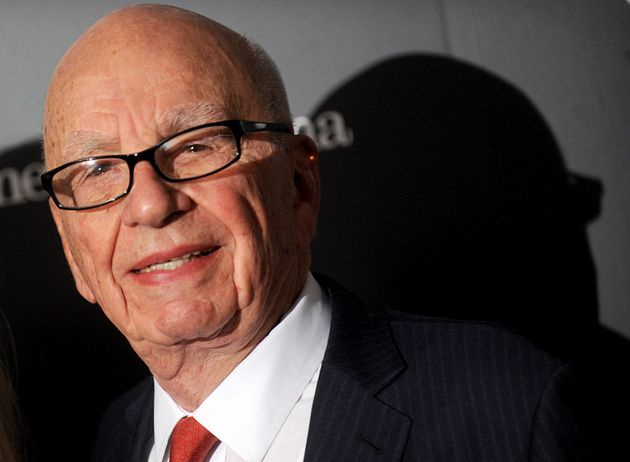 Ian Hislop raised questions about Michael Gove returning to Rupert Murdoch's (pictured)