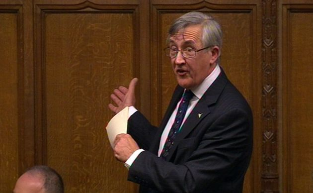 Sir Gerald Howarth MP argued a new yacht is not a