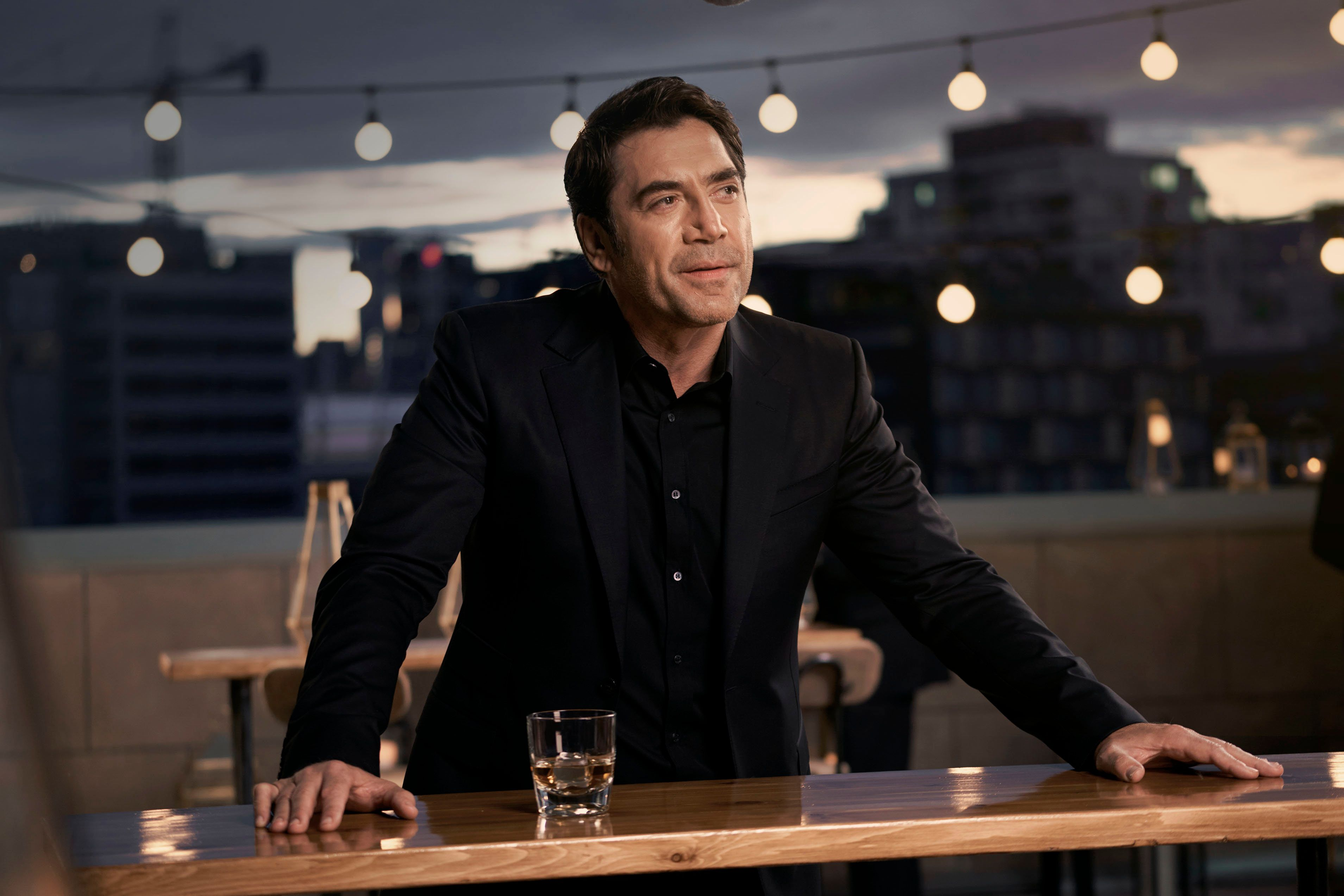 WISE WORDS: Javier Bardem On How The Pursuit Of Happiness Can Drive You