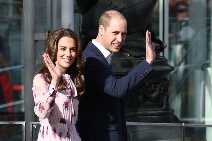 The Duke and Duchess of Cambridge yet again prove they're all-star mental health advocates.