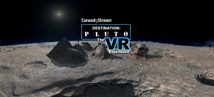 The easiest way to visit Pluto? Virtual reality.