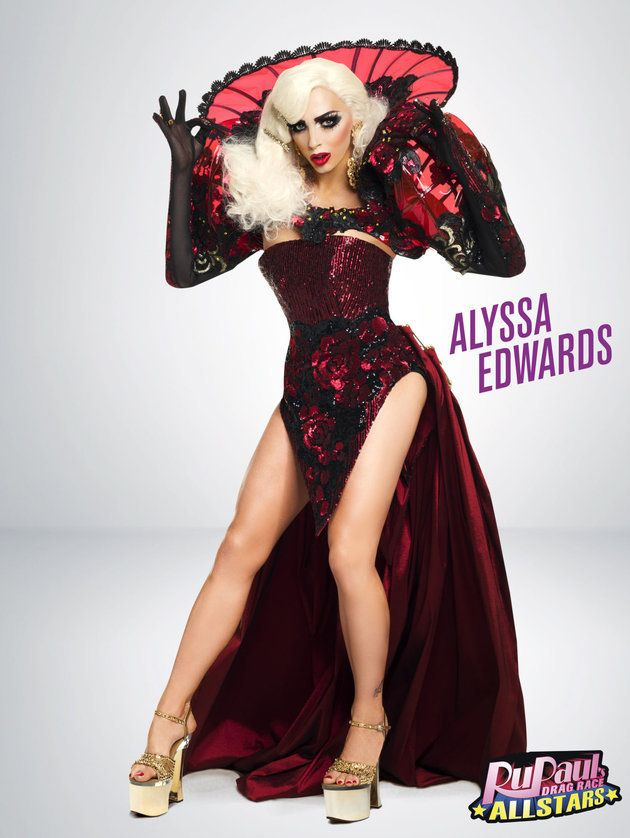 """I have learned to laugh at myself,"" Alyssa Edwards said."