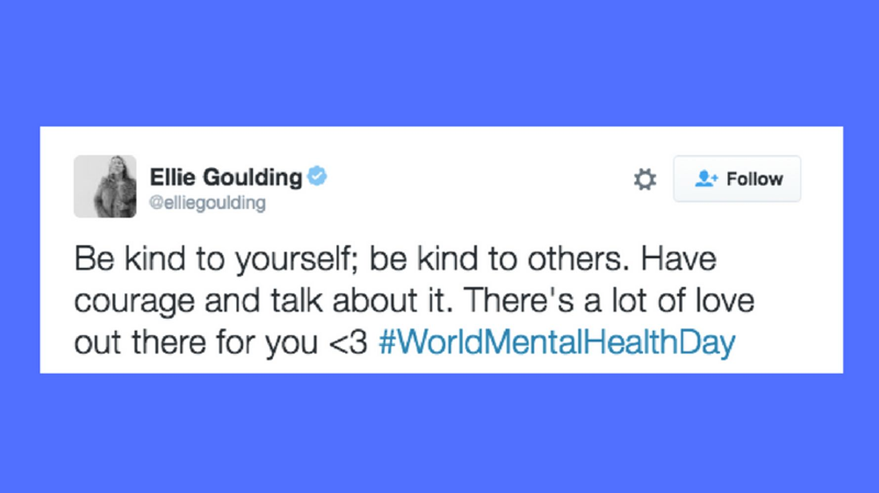 16 Mental Health Tweets From Notable Figures That Shatter Stigma