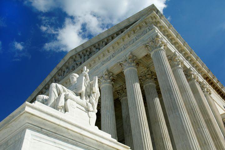 U.S. Supreme Court is seen in Washington, U.S., October 3, 2016.