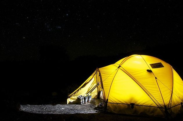 5 Camping Hacks to Get Rid of Stressful Work