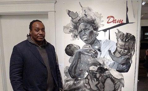 San Francisco Artist Rodney Ewing